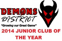 2014 Club of the year